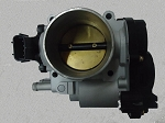 2003 Jaguar X-Type Throttle Body TPS Assembly 6 cyl, 3.0