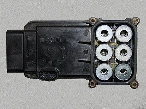 00-03 Ford F150 ABS Module, 4 whl, exc lighting,  YL34-2C346-AB thru AG