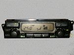 1999 Toyota 4 Runner Limited Front Digital Climate Control Automatic, Part  55900-35360